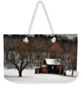 In Winter Weekender Tote Bag