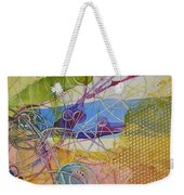 In Wright's Hand Weekender Tote Bag