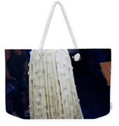 Inaugural Gown On Display Weekender Tote Bag