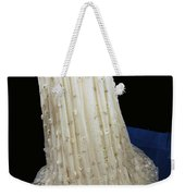 Inaugural Gown Train On Display Weekender Tote Bag