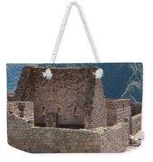 Inca Structure Weekender Tote Bag
