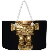 Incan Gold Ornament Weekender Tote Bag
