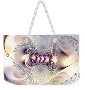 Incandescent Reminiscences Weekender Tote Bag