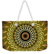 Incendia Kaleidoscope Weekender Tote Bag