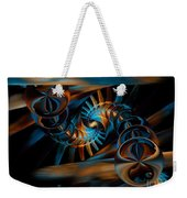 Inception Abstract Weekender Tote Bag