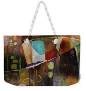 Incipient Bloom Weekender Tote Bag