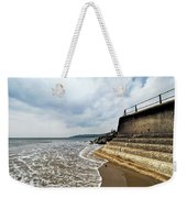 Incoming Tide - Charmouth Weekender Tote Bag