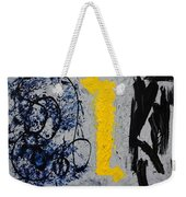 Indecisive Weekender Tote Bag