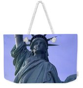 Independence Day Usa Weekender Tote Bag