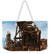 Independence Gold Mine Ruins Weekender Tote Bag