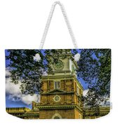 Independence Hall-philadelphia Weekender Tote Bag