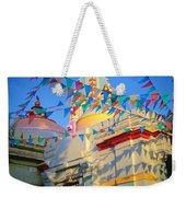 India Gate Woman Weekender Tote Bag