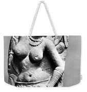 India: Jain Sculpture Weekender Tote Bag