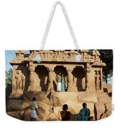 India Mahabalipuram  Weekender Tote Bag