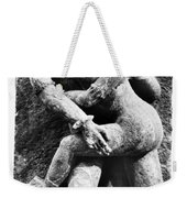 India: Sculpture Weekender Tote Bag