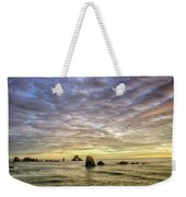 Indian Beach Weekender Tote Bag