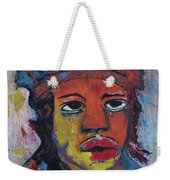 Indian Boy Weekender Tote Bag