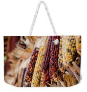 Indian Corn 6 Weekender Tote Bag