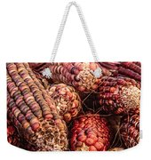 Indian Corn Weekender Tote Bag