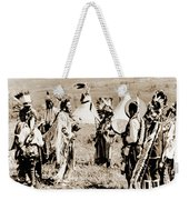 Indian Council Weekender Tote Bag