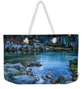 Indian Creek Weekender Tote Bag