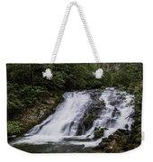 Indian Creek Falls 2 Weekender Tote Bag