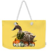 Indian Duck Weekender Tote Bag
