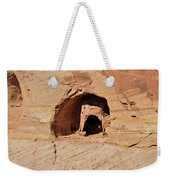 Indian Dwelling Canyon De Chelly Weekender Tote Bag
