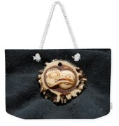 Indian Eagle Head Weekender Tote Bag