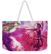 Indian Kathak Dance 87y Weekender Tote Bag