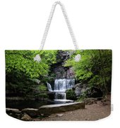 Indian Ladder Falls Weekender Tote Bag