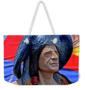 Indian Leader 001 Weekender Tote Bag