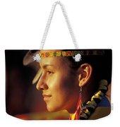 Indian Maiden Weekender Tote Bag