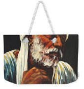 Indian Man Weekender Tote Bag