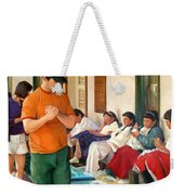 Indian Market Weekender Tote Bag