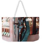 Indian On The Square Sante Fe Nm Weekender Tote Bag