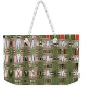 Indian Paint Pot Flower Abstract #2 Weekender Tote Bag