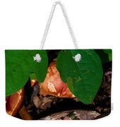 Indian Pipe 7 Weekender Tote Bag