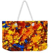 Indian Summer ... Weekender Tote Bag