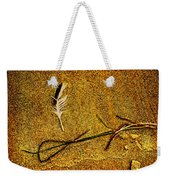 Indian Summer Zen Weekender Tote Bag