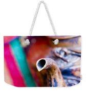 Indian Tea Kettle Weekender Tote Bag