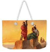 Indian Telegraph Weekender Tote Bag