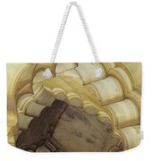 Indian Temple Arches Weekender Tote Bag