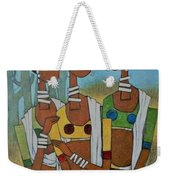 Indian Tribal  Weekender Tote Bag