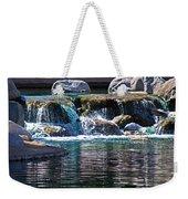 Indian Wells Waterfall Weekender Tote Bag