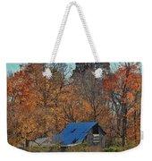 Indiana Barn Weekender Tote Bag