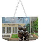 Indiana Convention Center Weekender Tote Bag