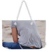 Indiana Girl Weekender Tote Bag