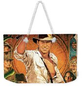 Indiana Jones Raiders Of The Lost Ark 1981 Weekender Tote Bag