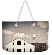 Indiana Warehouse Weekender Tote Bag